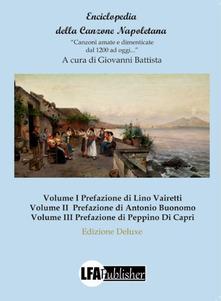 Enciclopedia della Canzone Napoletana