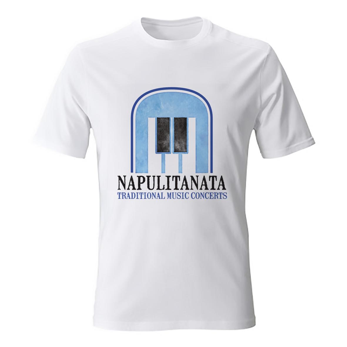 T-shirt Napulitanata