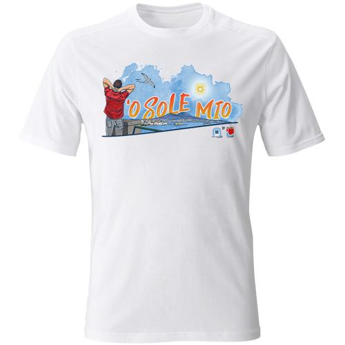 T-shirt 'O sole mio